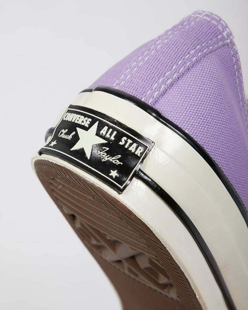 70 Ox Lilac Converse Washed Chuck sQrCdth