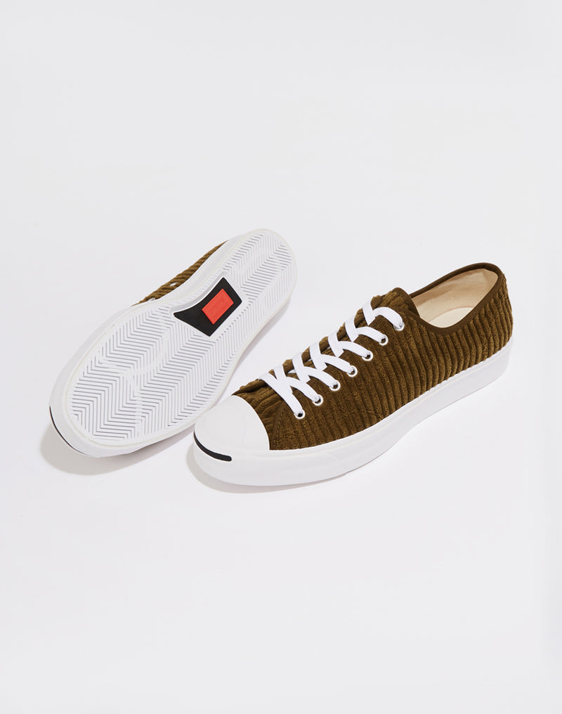 Converse - Jack Purcell Wide Wale Cord Green