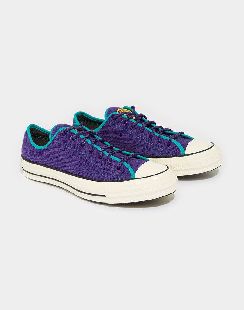 Converse - Chuck 70 Archival Terry Court Purple
