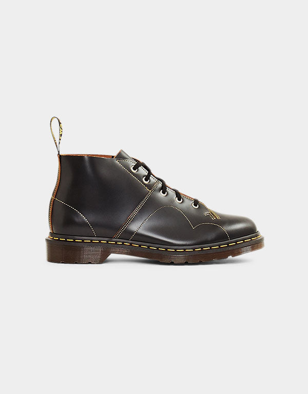 Dr Martens - Church Monkey Boot Black