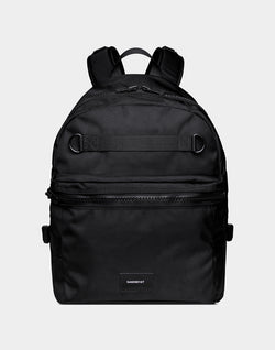 Sandqvist - Elton Backpack in Ballistic Fabric Black