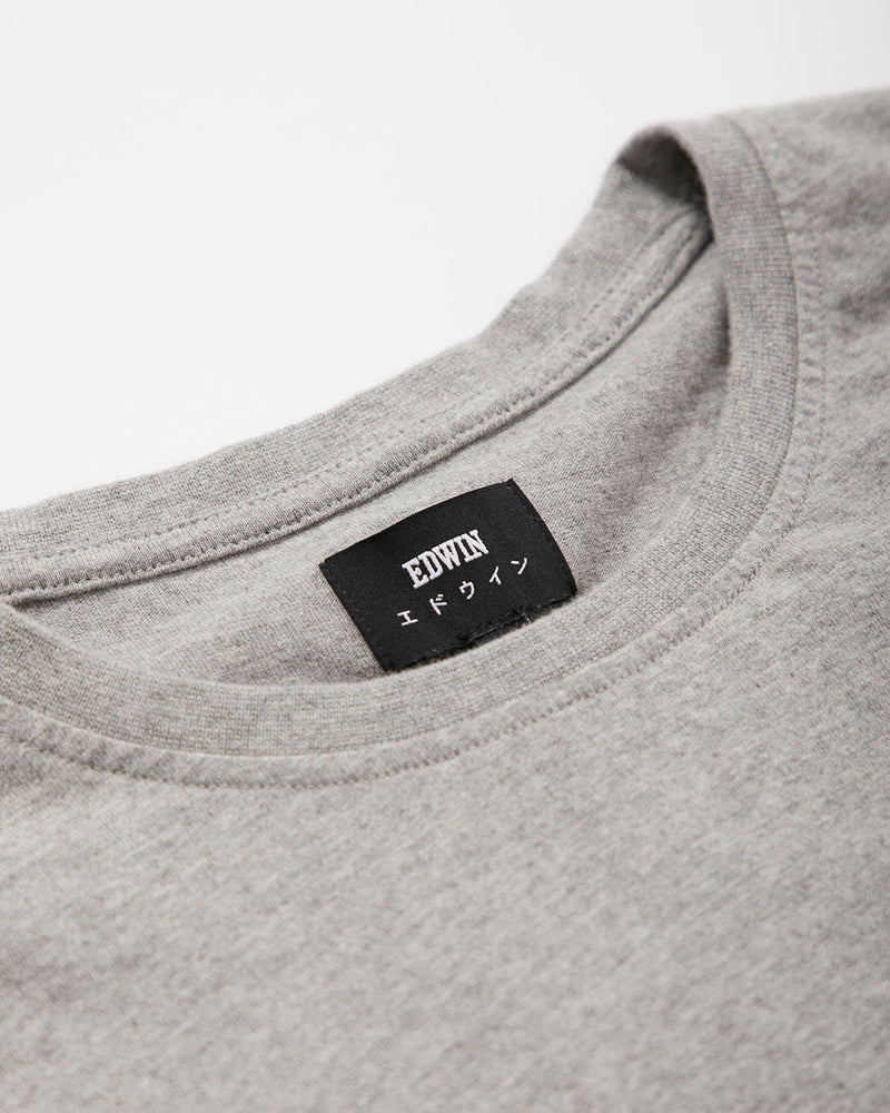 Edwin - Japanese Sun T Shirt Grey