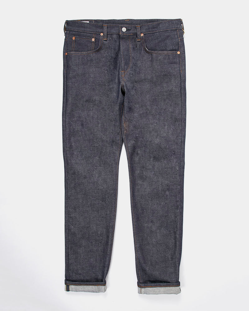 Edwin - Made in Japan Regular Tapered Jeans Raw State