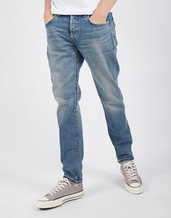Edwin - Made in Japan Regular Tapered Jeans in Light Used Wash