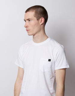 Edwin - Single Jersey Pocket T-Shirt White