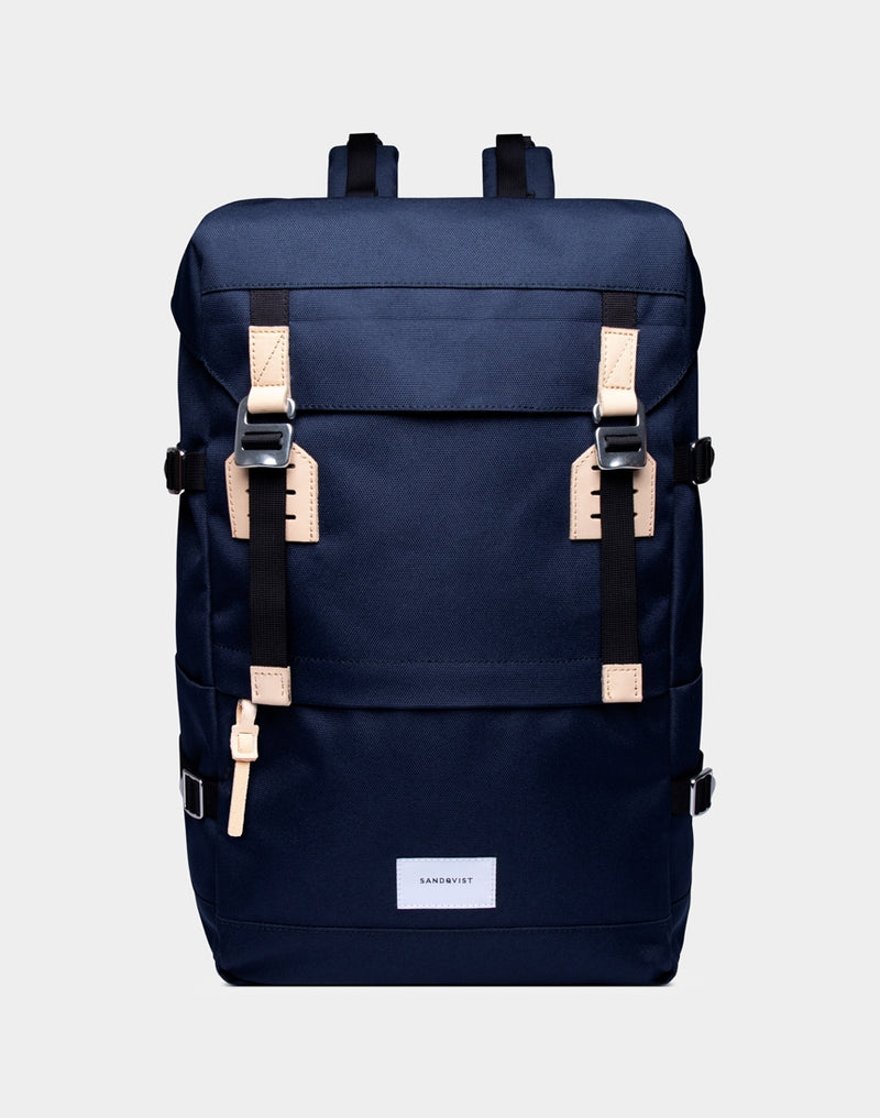 Sandqvist - Harald Backpack Navy