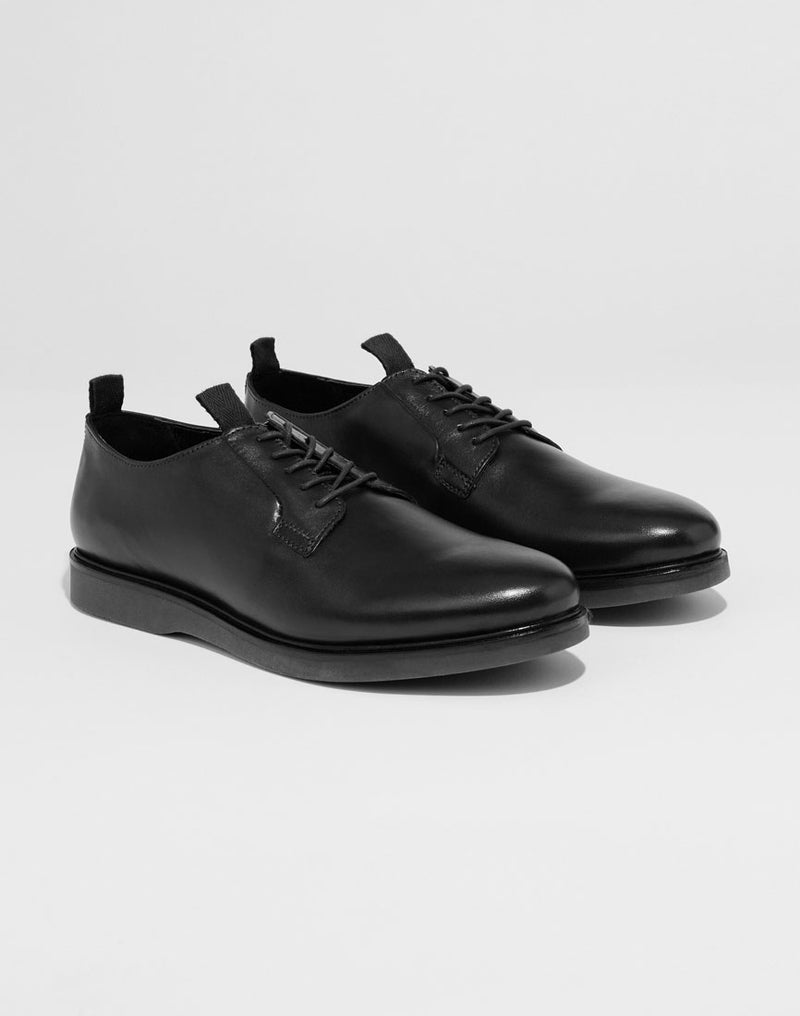 Hudson - Postman Shoes Black