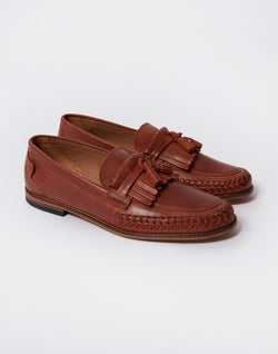 Hudson - Alloa Loafer Tan