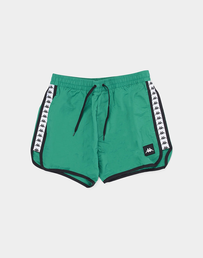 Kappa - Authentic Agius Green Black White