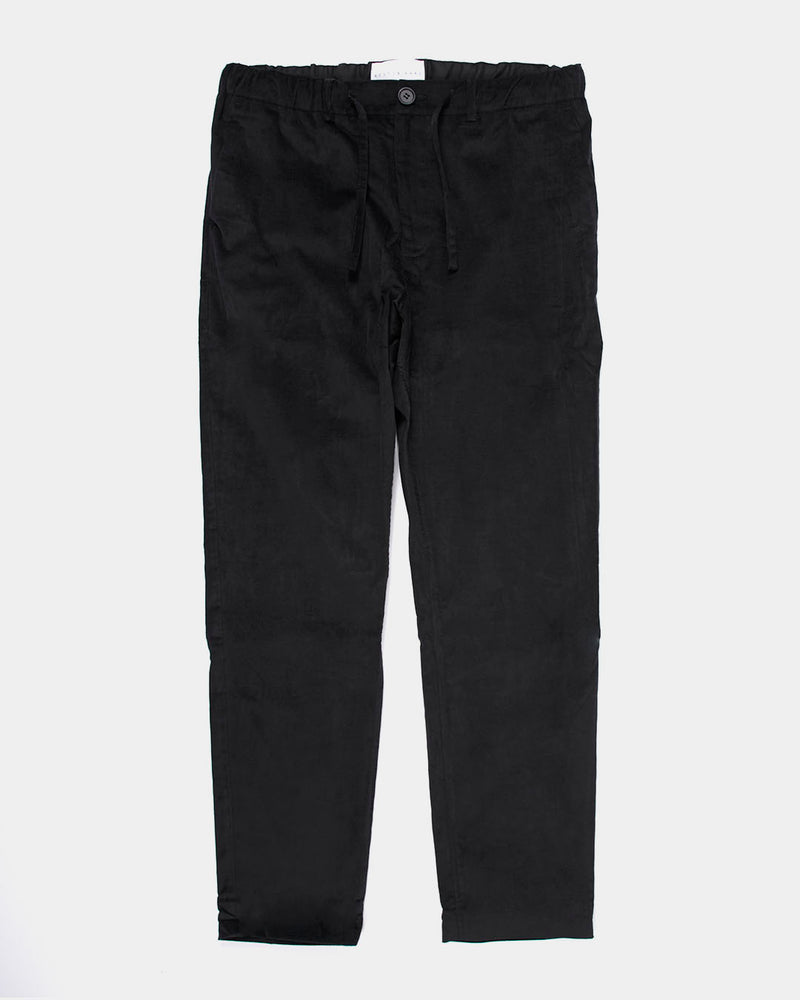 Kestin Hare - Inverness Drawstring Trousers Black