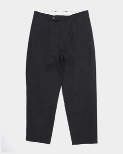 Kestin Hare - Wick Herringbone Trousers Black