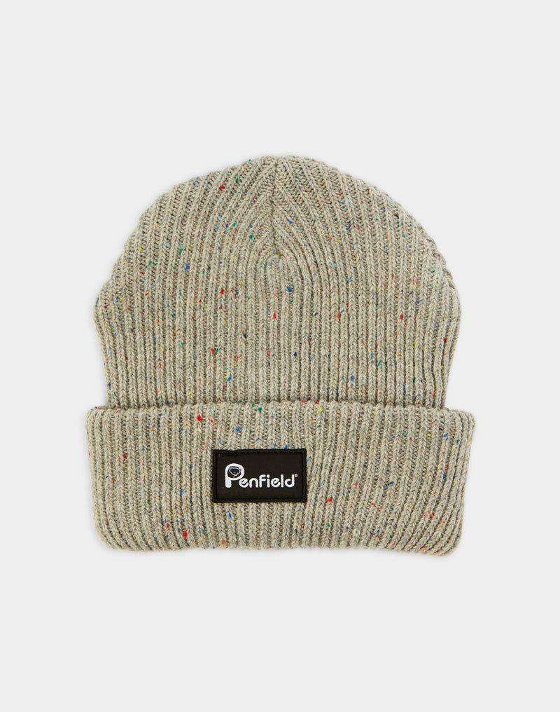 Penfield - Harris Beanie Grey Marl
