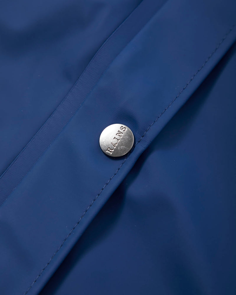 Rains - Jacket Klein Blue
