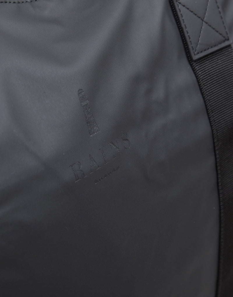 Rains - Tote Bag Black