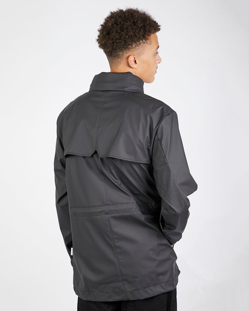 Rains - Tracksuit Jacket Black