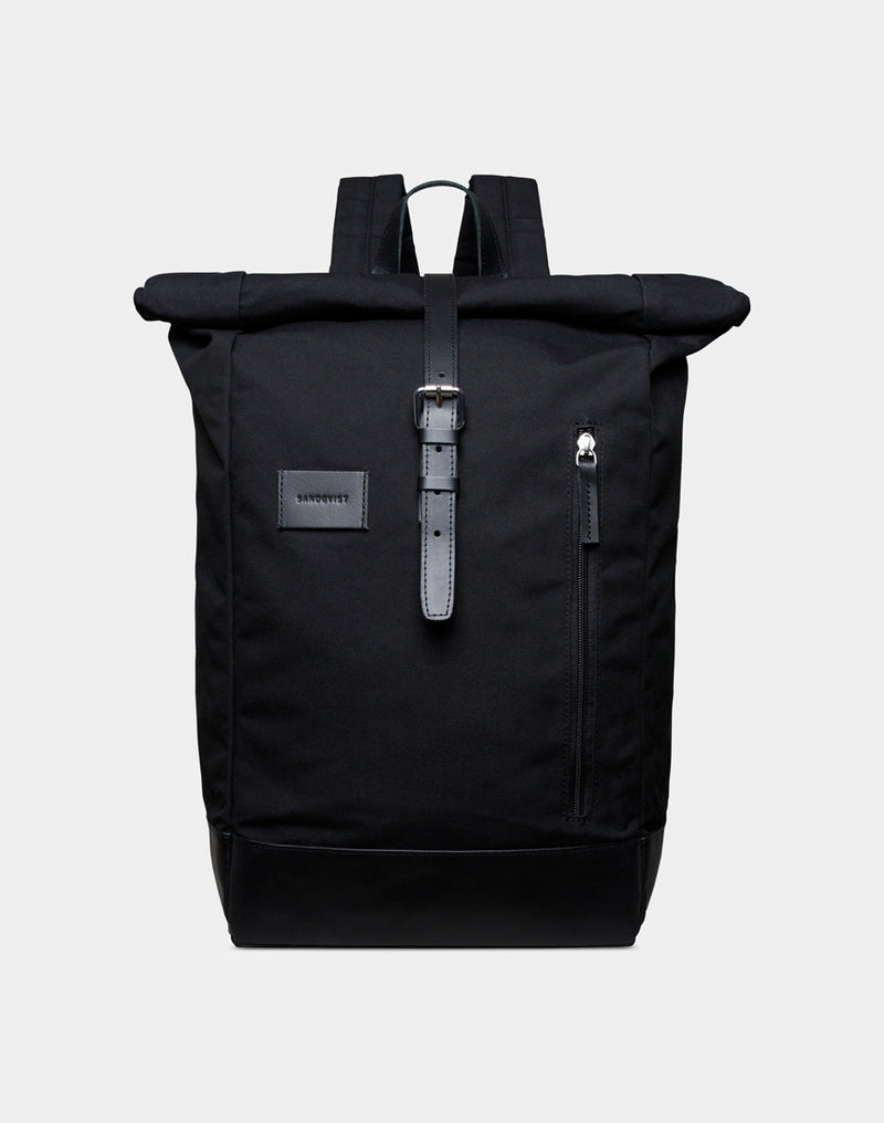 Sandqvist - Dante Grand Backpack Black