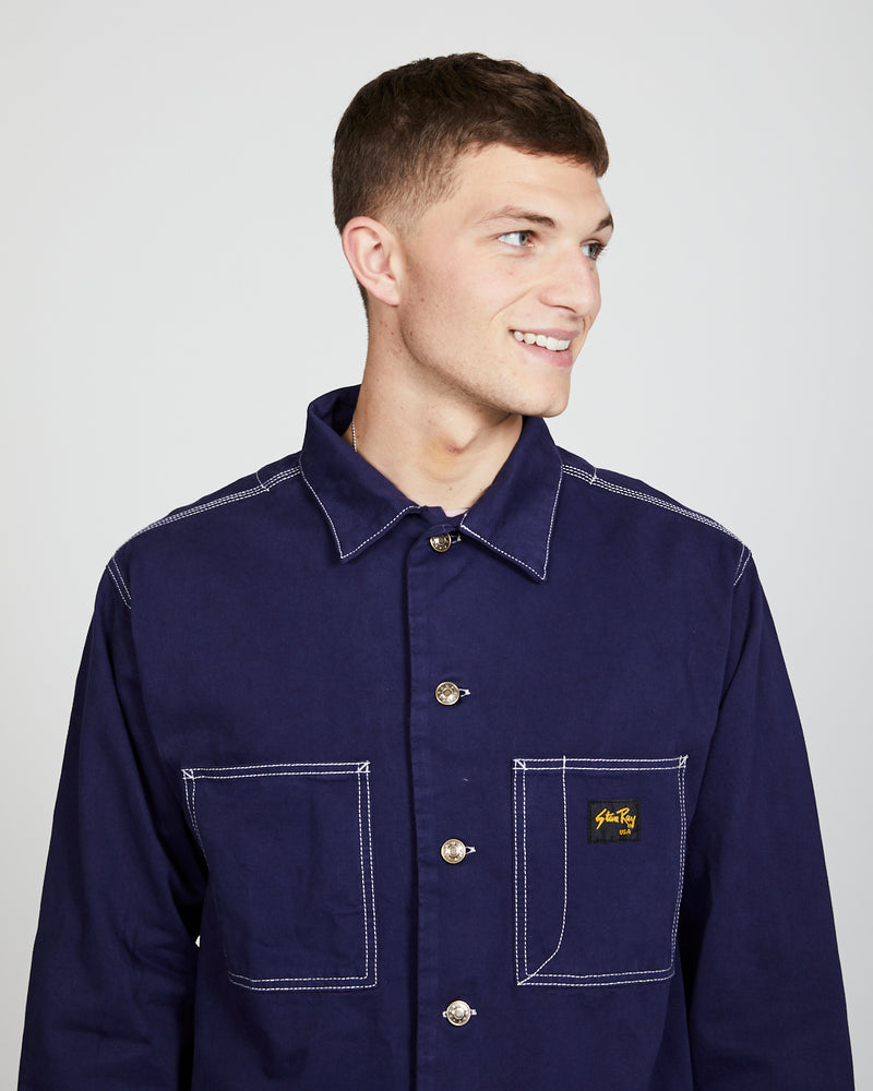 Stan Ray - Shop Jacket Navy