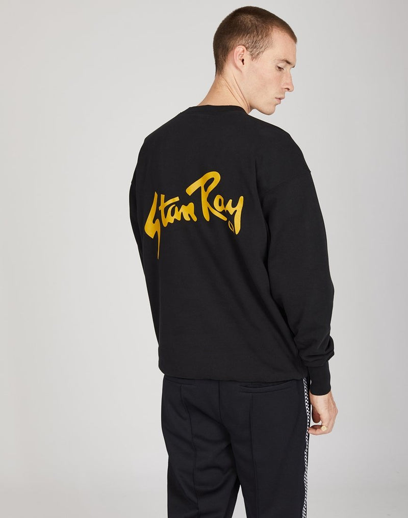 Stan Ray - Stan Sweatshirt Black