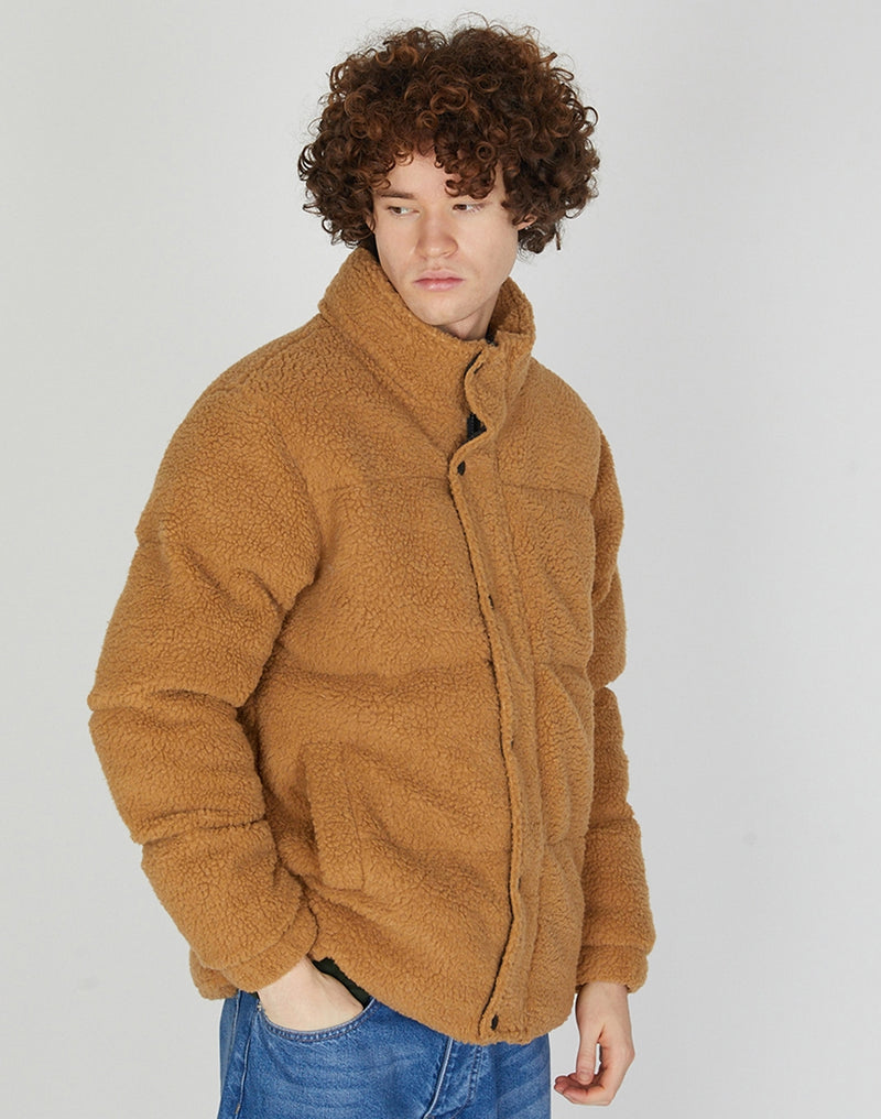 The Idle Man - Borg Puffer Brown