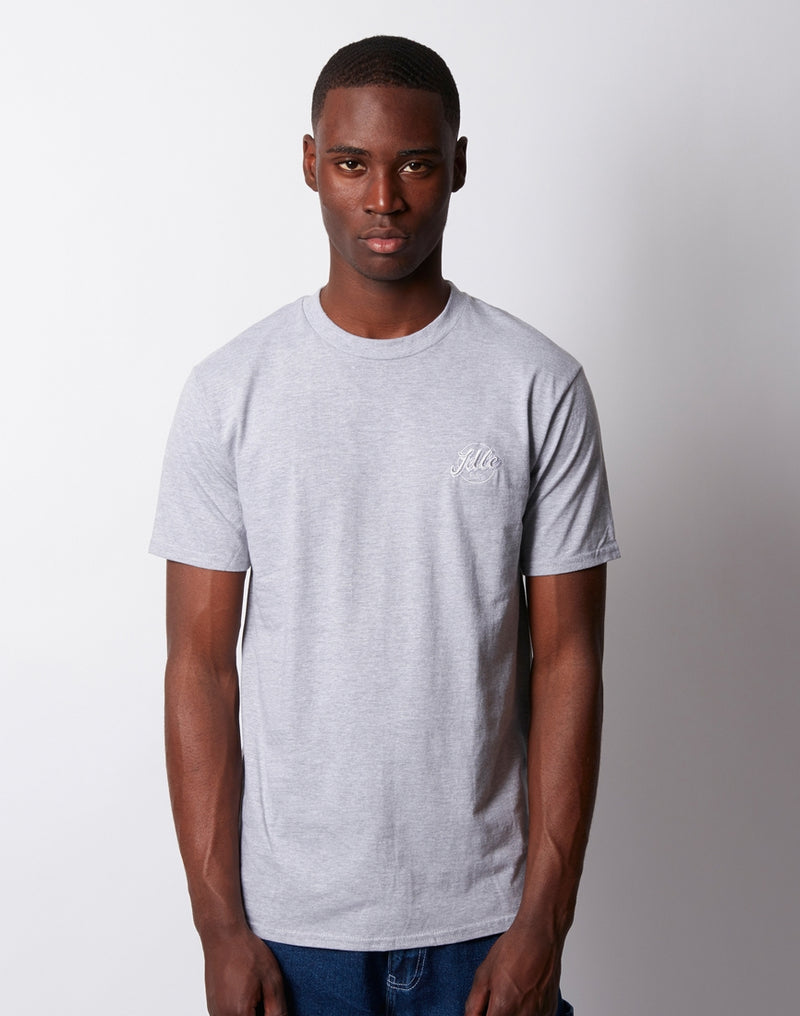 The Idle Man - Jimmy T-Shirt Grey