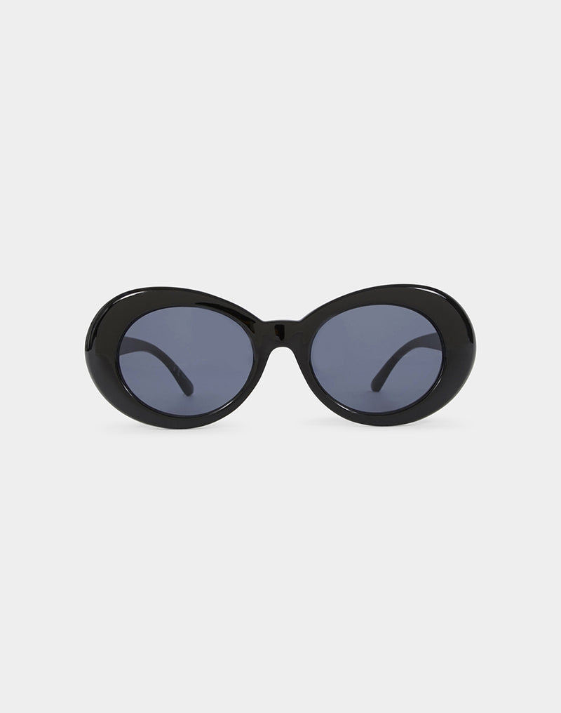The Idle Man - CBain Sunglasses Black