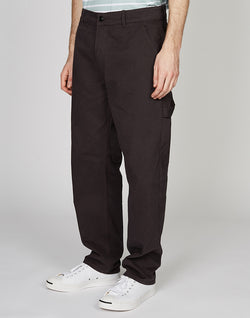 The Idle Man - Carpenter Chino Charcoal