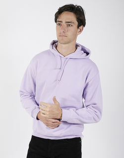 The Idle Man - Classic Overhead Hoodie Lilac