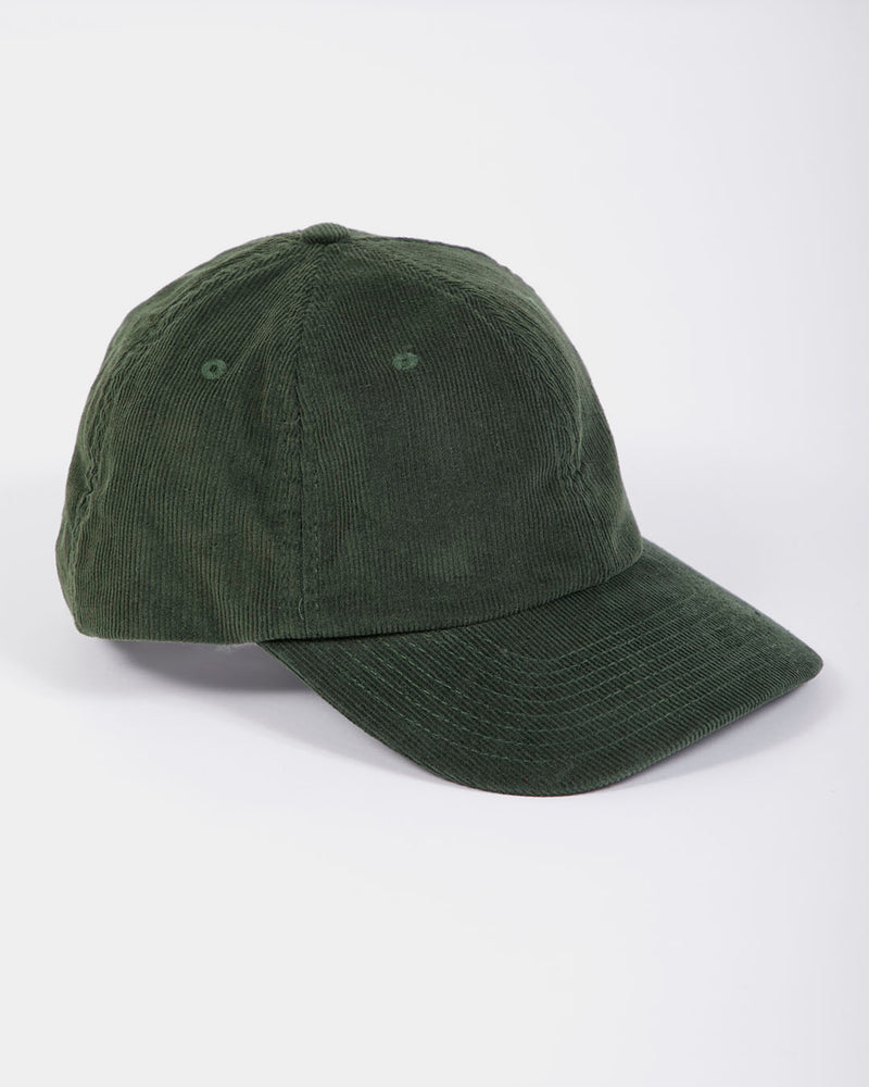 The Idle Man - Corduroy Cap Khaki