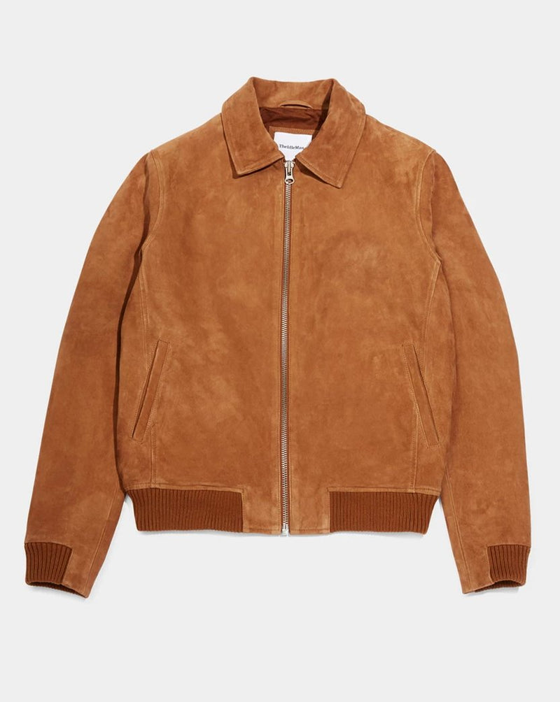 The Idle Man - Suede Harrington Tan