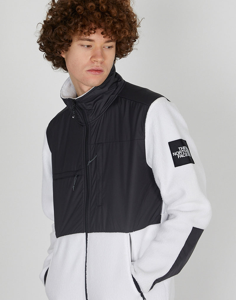 The North Face - Denali Fleece Black & White