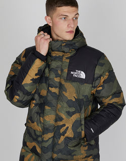 The North Face - Deptford Down Padded Jacket Camo Print