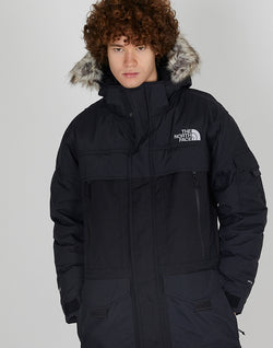 The North Face McMurdo 2 Parka Black & Grey