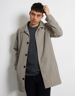 The Idle Man - Check SB Mac Grey