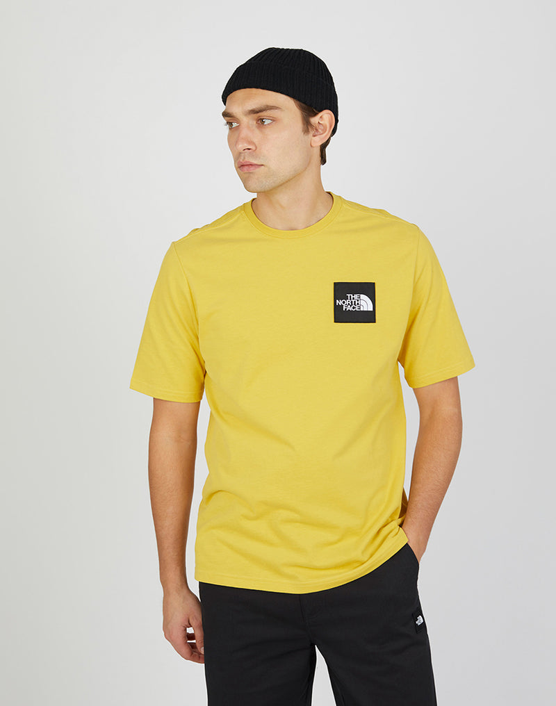 The North Face - Masters Of Stone T Shirt Yellow