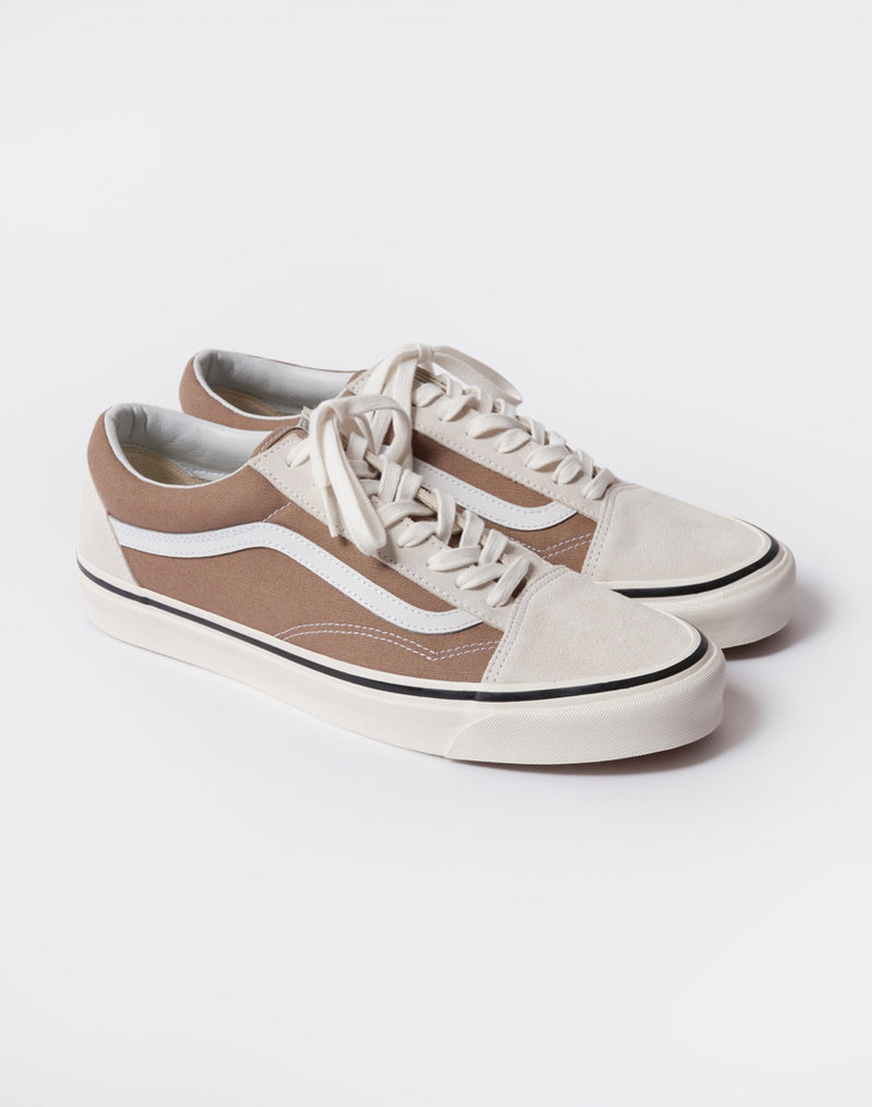 Vans - Old Skool 36 DX Anaheim White & Grey