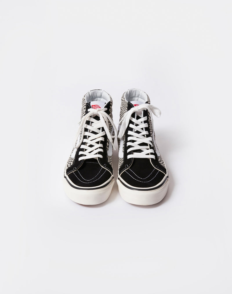 Vans - SK8-Hi 38 DX Anaheim Checkerboard & Black