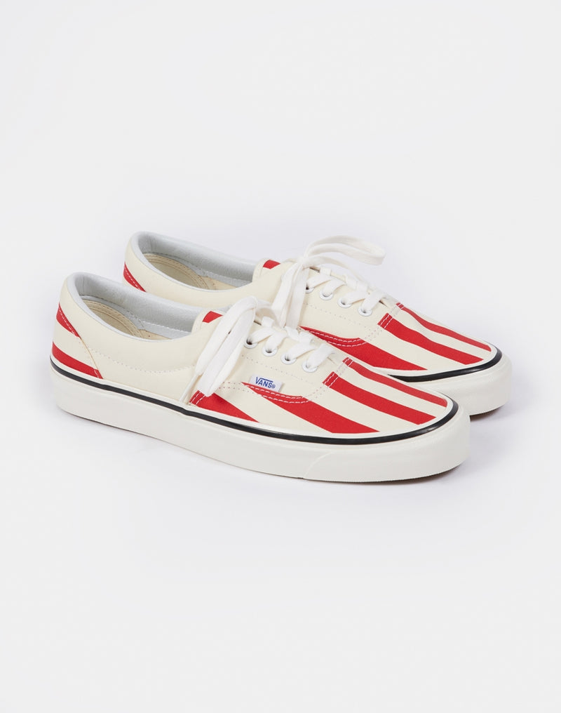 Vans - Era 95 DX Striped Red