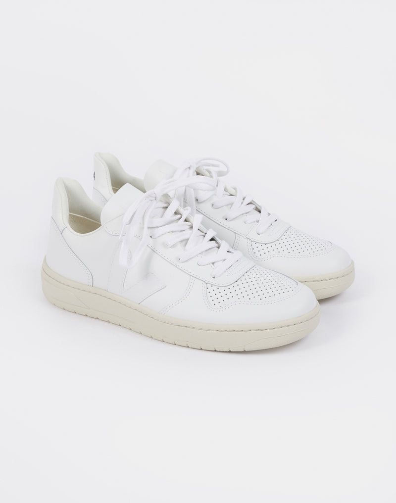 Veja - V10 Leather Extra White