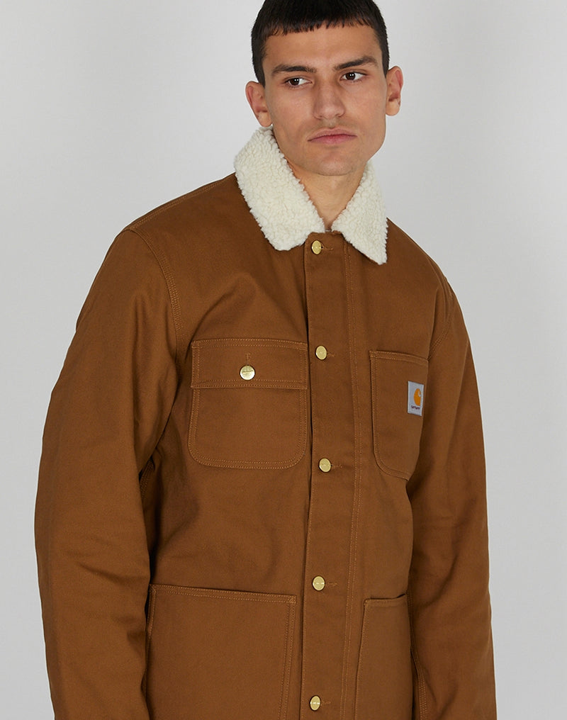Carhartt WIP - Fairmount Coat Brown