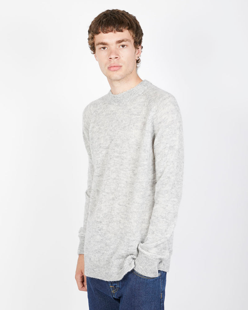 Wax London - Alp Jumper Grey