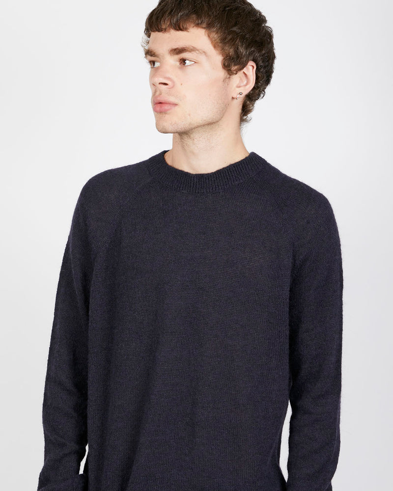 Wax London - Alp Jumper Navy