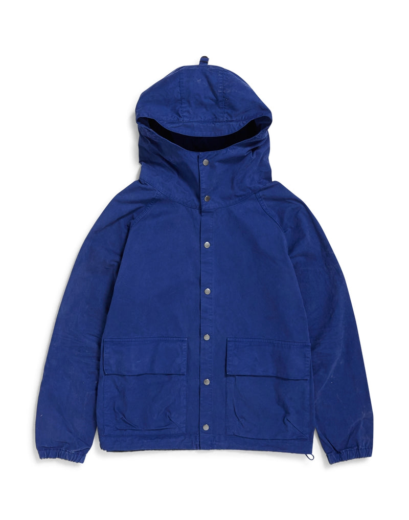 Albam - GD Hooded Parka Coat Navy