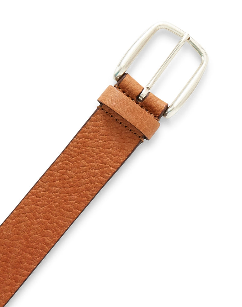 Anderson's - Leather Belt Tan