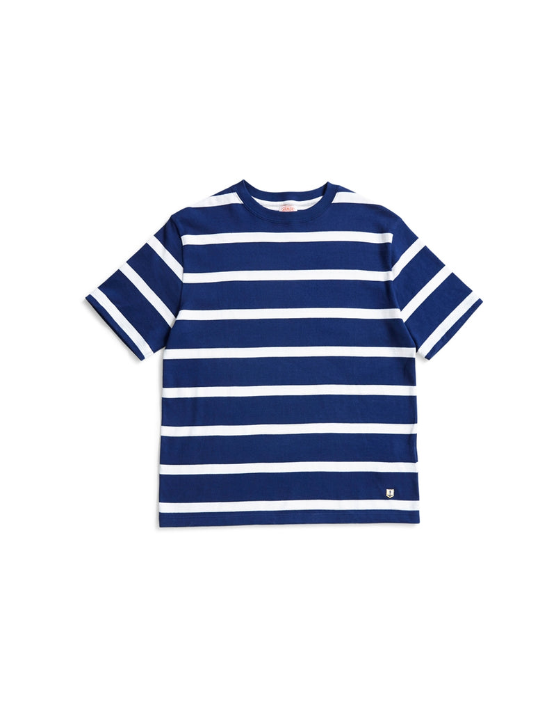 Armor Lux - Heritage Stripe T-Shirt Navy & White