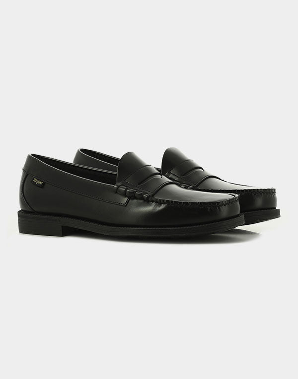 G.H.Bass & Co. - Weejun II Larson Penny Loafers Black