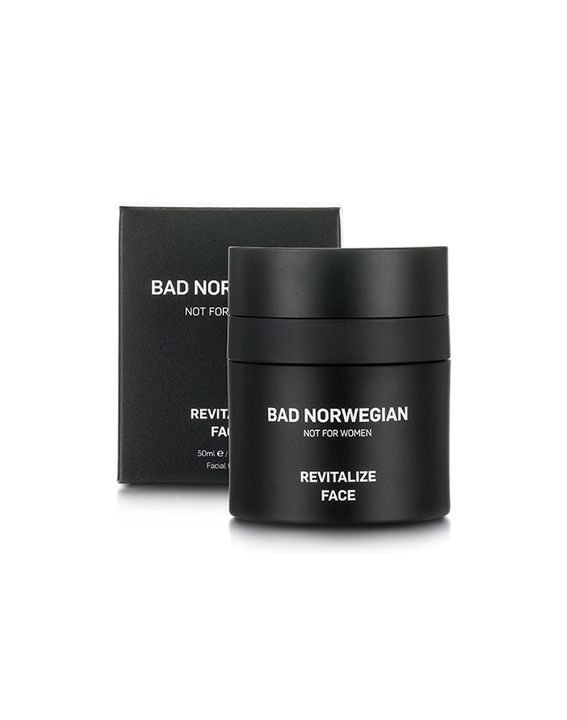 Bad Norwegian - Revitalise Face 50ml