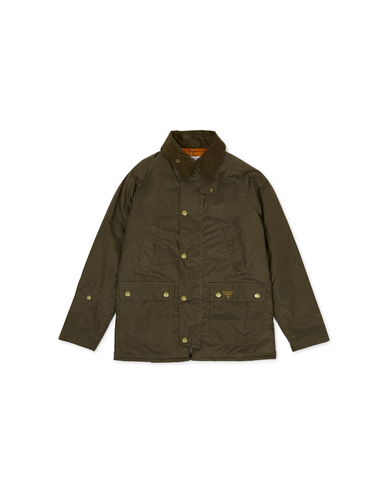 Barbour - Beacon Lingmell Wax Jacket Olive
