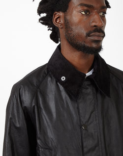 Barbour - Bedale Wax Jacket Black