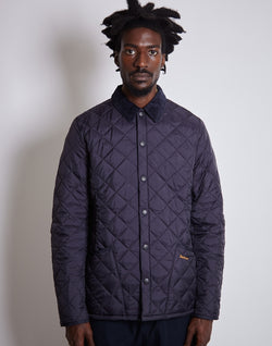 Barbour - Heritage Liddesdale Quilted Jacket Navy 932783252