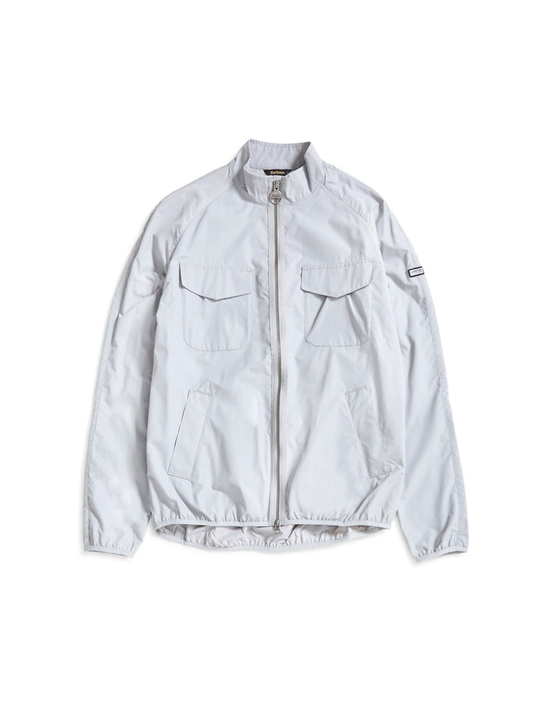 Barbour - International Fakie Casual Jacket Grey